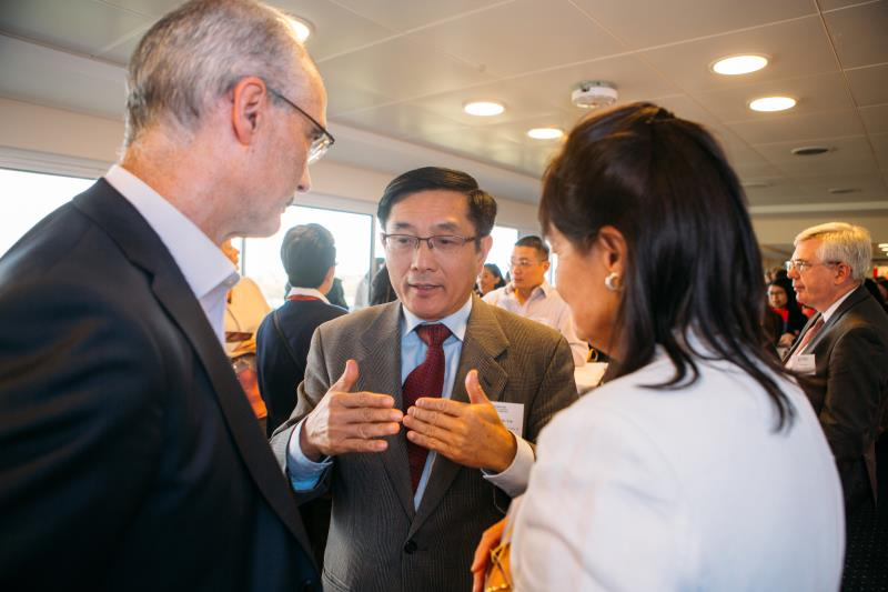 icba�biˮZ�.h�^��_ambassador dr. yue xiaoyong attends icba annual summer event